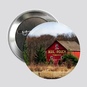 """Mail Pouch Barn 2.25"""" Button"""