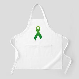 Green Ribbon Apron