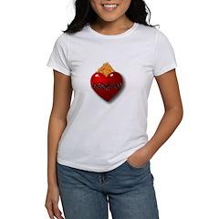 Sacred Heart of Jesus Women's T-Shirt