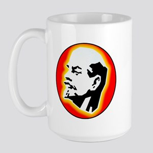 Lenin Style Large Mug