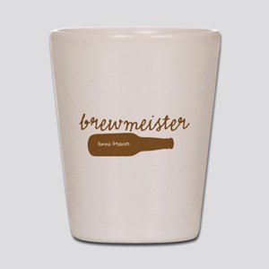 Brewmeister Shot Glass
