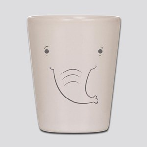 Baby Elephant Shot Glass