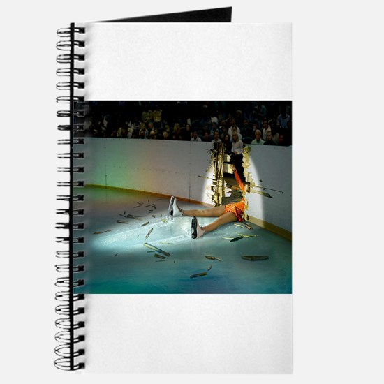 Funny Skating Journal