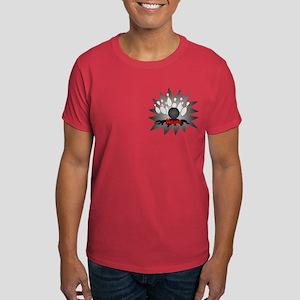 Personalized Bowling Dark T-Shirt