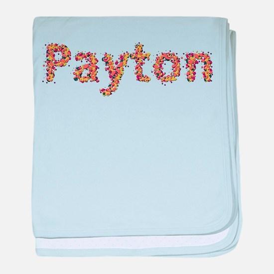 Payton Fiesta baby blanket