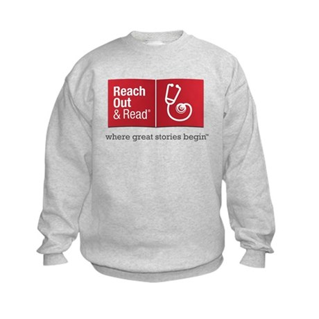 Reach Out And Read Kids Sweatshirt