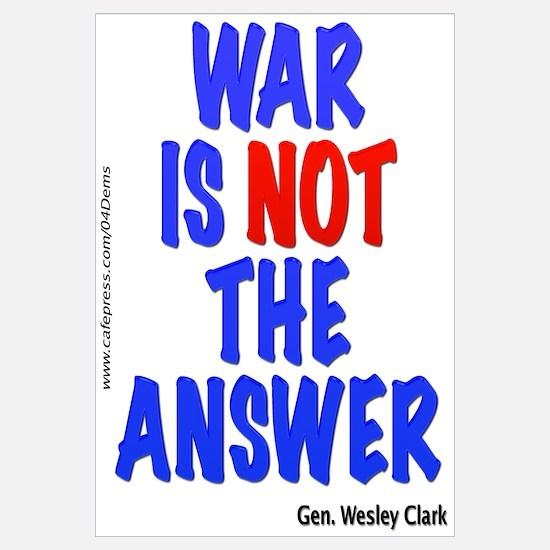 """War No Answer"""