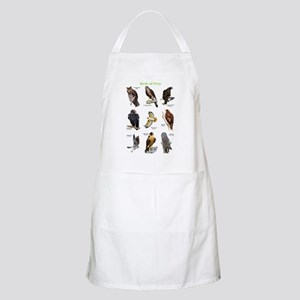 Northern American Birds of Prey Apron