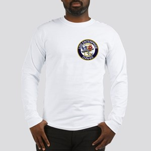 2-Sided Enterprise Long Sleeve T-Shirt