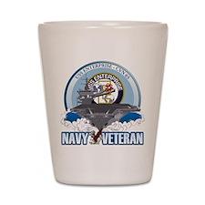 CVN-65 USS Enterprise Shot Glass