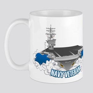 CVN-65 USS Enterprise Mug