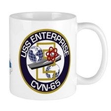 CVN-65 USS Enterprise Mug