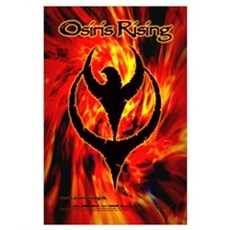 Osiris Rising 11X17 Inferno Poster