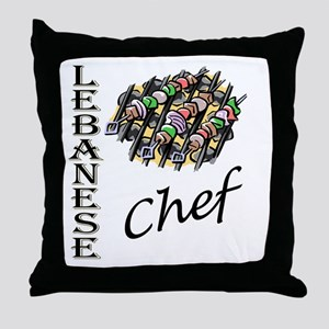 LB Chef Throw Pillow