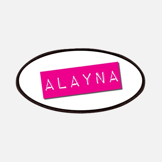 Alayna Punchtape Patches