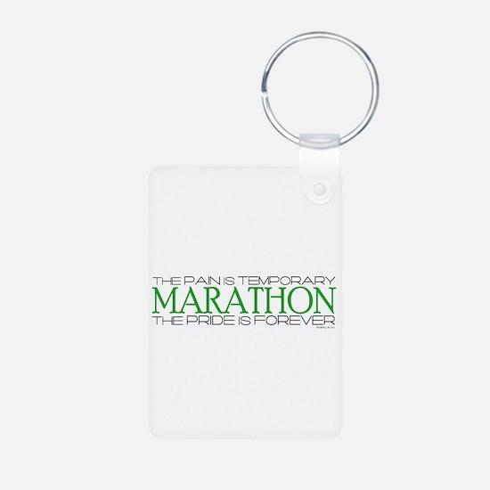 Marathon - Pride is Forever Keychains