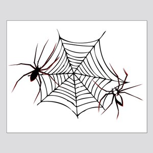 spider web Small Poster