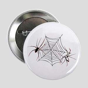"""spider web 2.25"""" Button"""