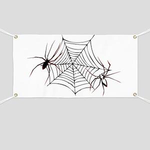 spider web Banner