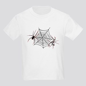 spider web Kids Light T-Shirt