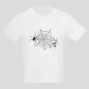 spider web Kids Light T-Shirt