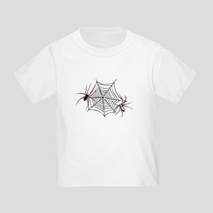 spider web Toddler T-Shirt