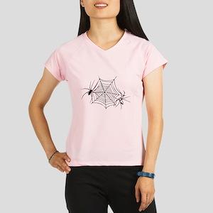 spider web Performance Dry T-Shirt