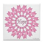 Circle of Hope Tile Coaster