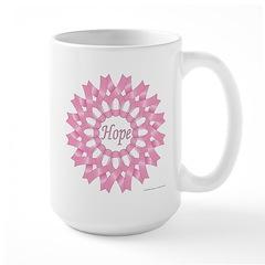 Circle of Hope Large Mug
