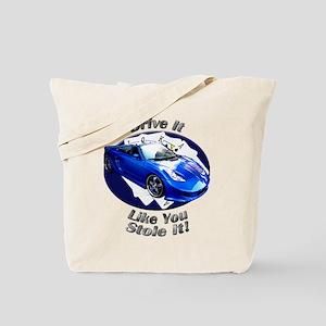 Toyota MR2 Spyder Tote Bag