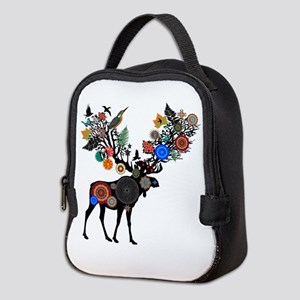 THE NATURE OF Neoprene Lunch Bag