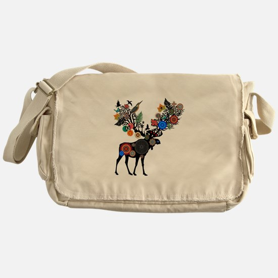 THE NATURE OF Messenger Bag