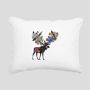 THE NATURE OF Rectangular Canvas Pillow