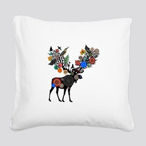 THE NATURE OF Square Canvas Pillow