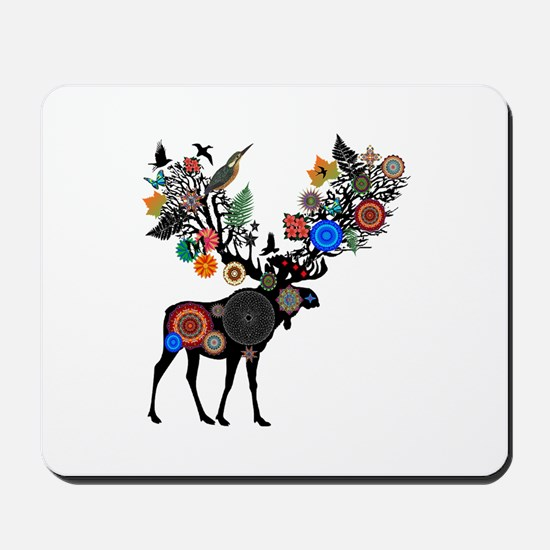 THE NATURE OF Mousepad