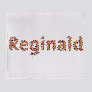 Reginald Fiesta Throw Blanket