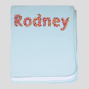 Rodney Fiesta baby blanket
