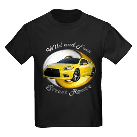 Mitsubishi Eclipse Kids Dark T Shirt