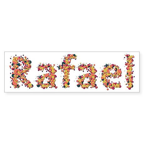 Rafael Fiesta Bumper Sticker