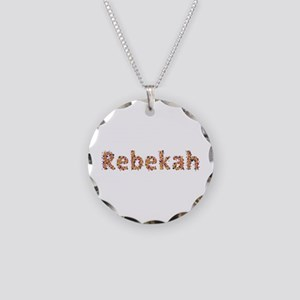 Rebekah Fiesta Necklace Circle Charm