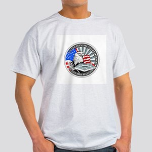 9/11 Pentagon Memorial Ash Grey T-Shirt