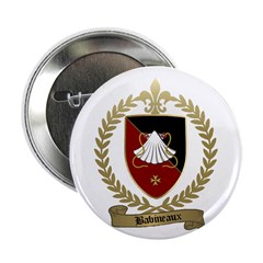 """BABINEAUX Family Crest 2.25"""" Button (100 pack"""