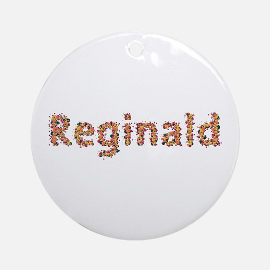 Reginald Fiesta Round Ornament