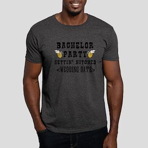 Bachelor Party (Wedding Date) Dark T-Shirt