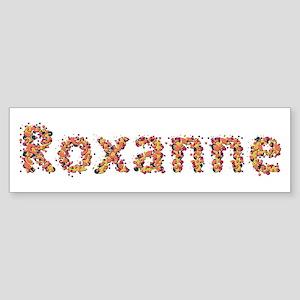 Roxanne Fiesta Bumper Sticker