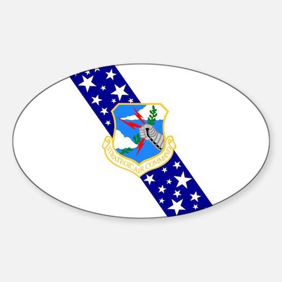 Funny Sac Sticker (Oval)