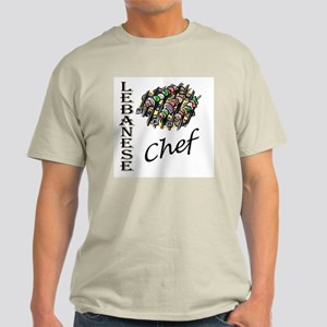 LB Chef Ash Grey T-Shirt