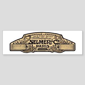 Selmer Bumper Sticker