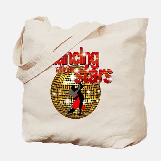 Dancing with the Stars Disco Tote Bag