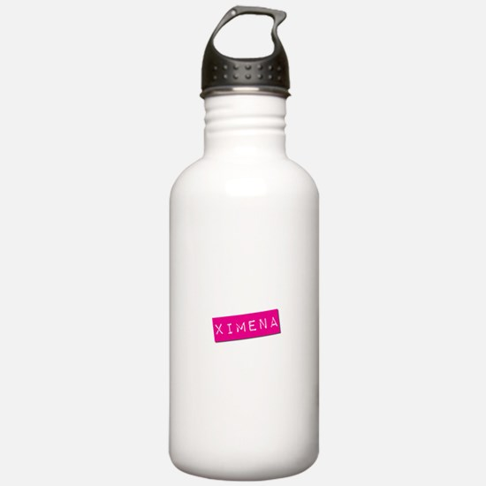 Ximena Punchtape Water Bottle